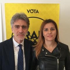 Aldo Procacci e Maria Grazia Cinquepalmi