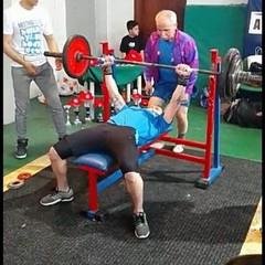 Sollevamento pesi, Gaspare Impeduglia qualificato ai mondiali