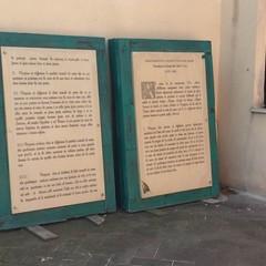 Che fine hanno fatto le tavole di piazza Longobardi?