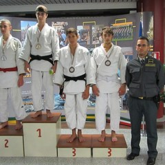Torneo Judo L'Aquila - bronzo Asd Guglielmi