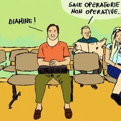 Dardo - In sala d'attesa
