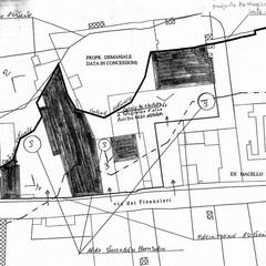 Amianto in zona nord, la mappa degli interventi