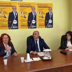 Presentazione candidato sindaco