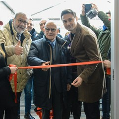 L'inaugurazione di Eurospar