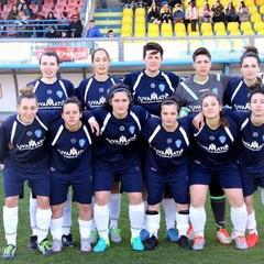 Serie B femminile, l'Apulia Trani in trasferta contro la capolista Roma