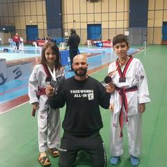Taekwondo, pioggia di medaglie a Bari