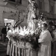 Dopo 32 anni, San Giuseppe ritorna tra le vie della città