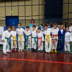 Atleti della New Accademy Judo