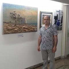 Premiazione del tranese Aniello Palmieri