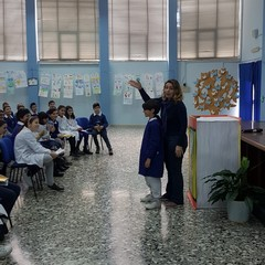 Promozione e divulgazione della Convenzione sui diritti del fanciullo alla scuola Petronelli
