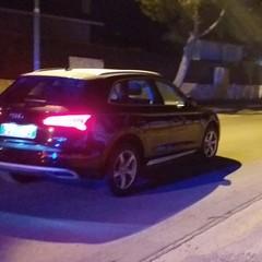 Tentato furto di auto in piazza Cezza