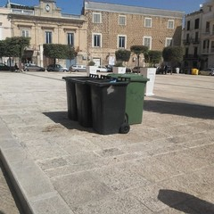 Amiu Trani, piazza Campo dei Longobardi