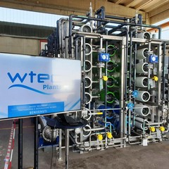 Presentazione impianto depurazione acque reflue