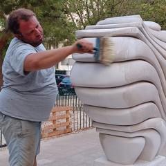 Statua Cezza