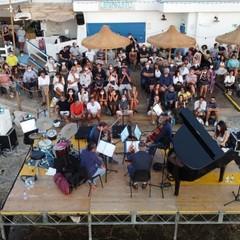 Concerto nella baia di Colonna