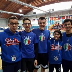 Atleti della Tommaso Assi ad Ancona