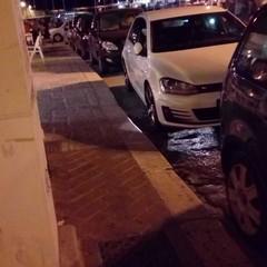 Parcheggi selvaggi