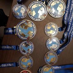 Atleti vincitori a Massa Carrara