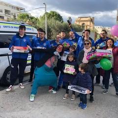 Raccolta giocattoli per i bambini dell'Oncologico di Bari: un successo