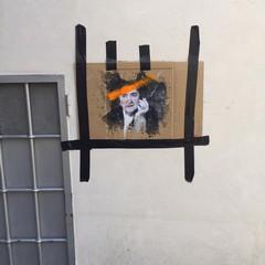Installazioni artistiche in via Lalagalante e Piazza Longobardi