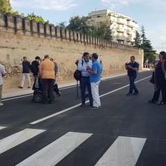 Allargamento di via Pozzopiano