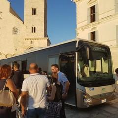 Inaugurazione nuovi bus Stp