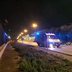Incidente a Barletta