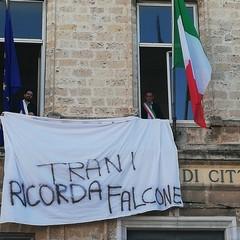 Trani ricorda Falcone