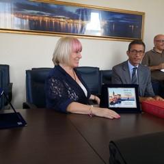 L'incontro tra Trani e l'Ambasciata argentina