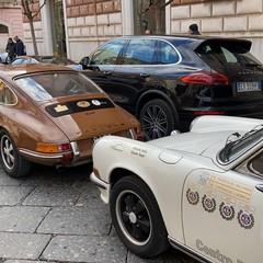 Porsche Celebration a Trani