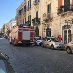 Tragedia in corso Vittorio Emanuele