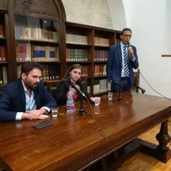 Vice ministra Ascani a Trani