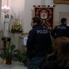 Santa Pasqua: controlli anche nelle chiese
