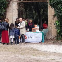 Villa Telesio, delegazione Fai