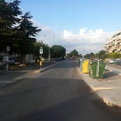 Presidio territoriale di Trani, prima e dopo