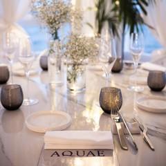 Aquae, il gusto mediterraneo incontra il lusso