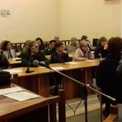 Assemblea sindacale Fp Cgil Bat