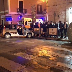 Incidente via Imbriani
