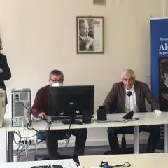 L'onorevole Grassi all'istituto Aldo Moro