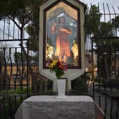 Statua di San Nicola il Pellegrino
