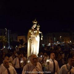 Rito in onore della Madonna del Carmine