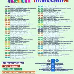 Presentazione eventi estate 2020