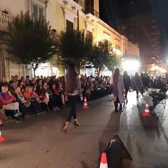 Trani fashion street