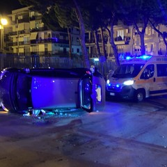 Incidente piazza Dante