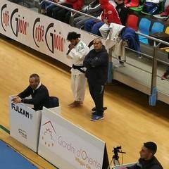 Judo, Fabio Carbone