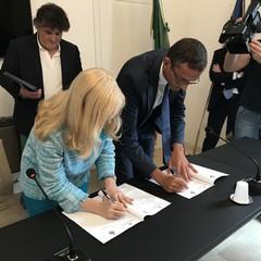 Patti per la sicurezza, le firme in Prefettura