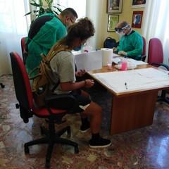 Apulia Trani, test sierologici