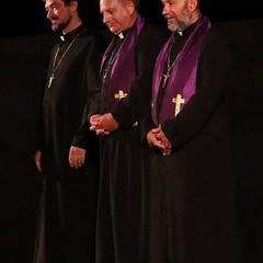 Compagnia dei Teatranti, I tre preti