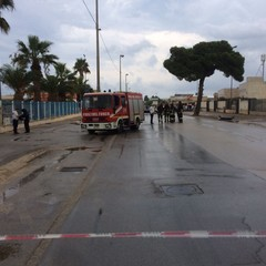 Incidente in via Barletta