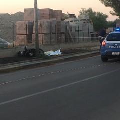 Incidente via Martiri di Palermo